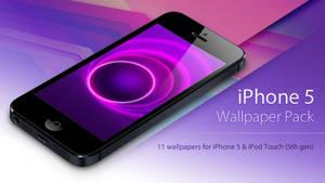 iPhone 5 Wallpaper Pack