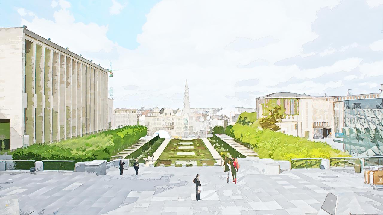 Gardens and Squares