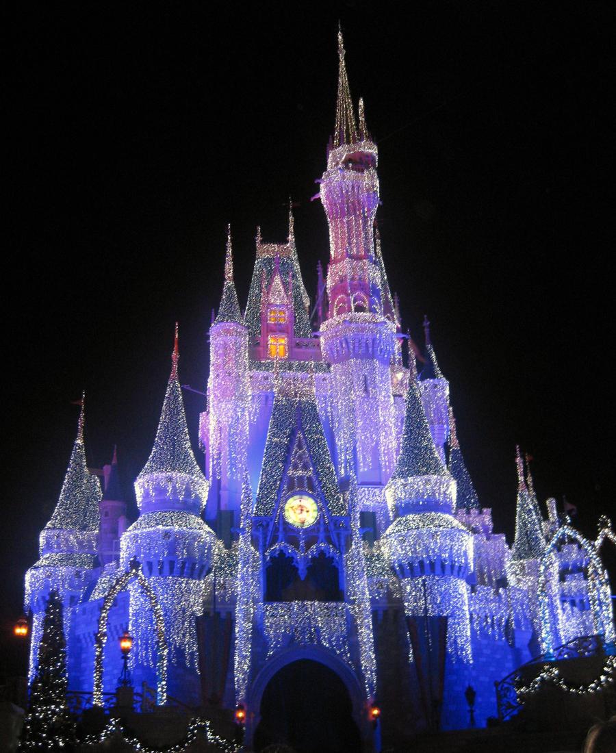 Christmas Castle 13 by littlemissme12