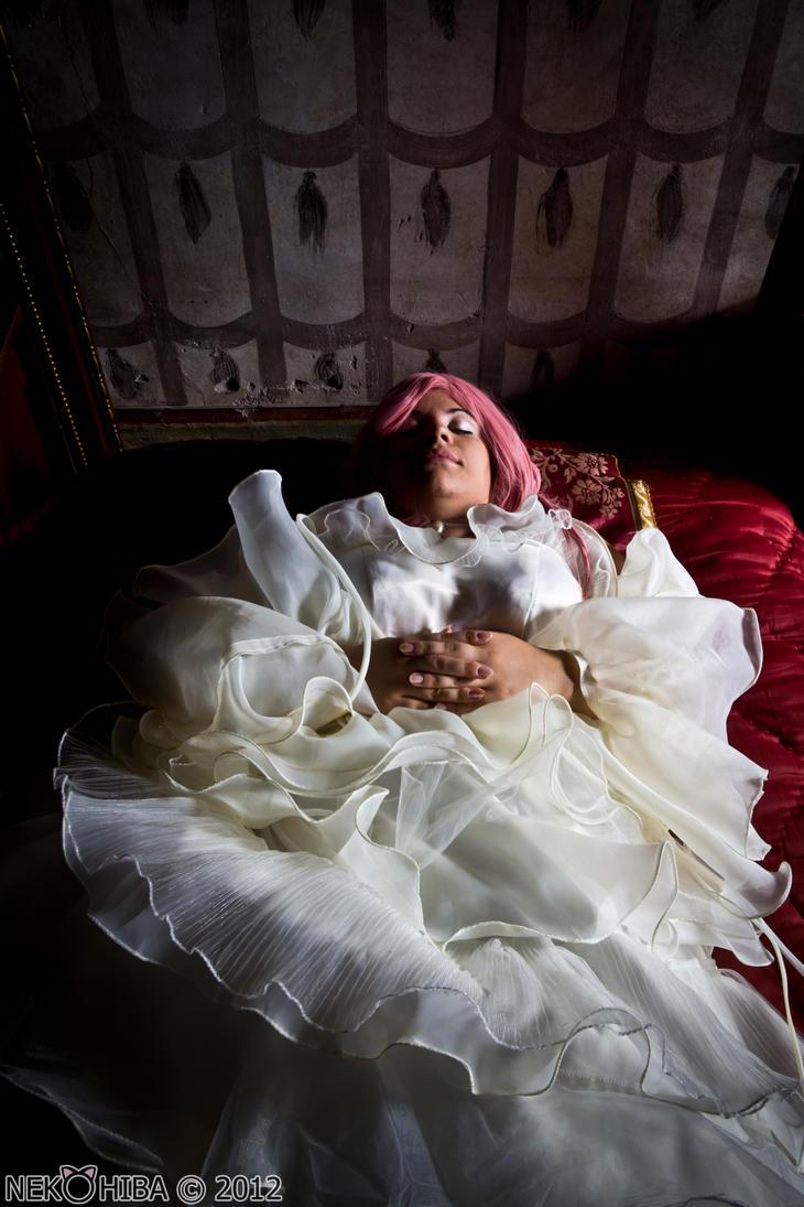 On her deathbed ~Euphemia li Britannia~ by NekoHibaPC