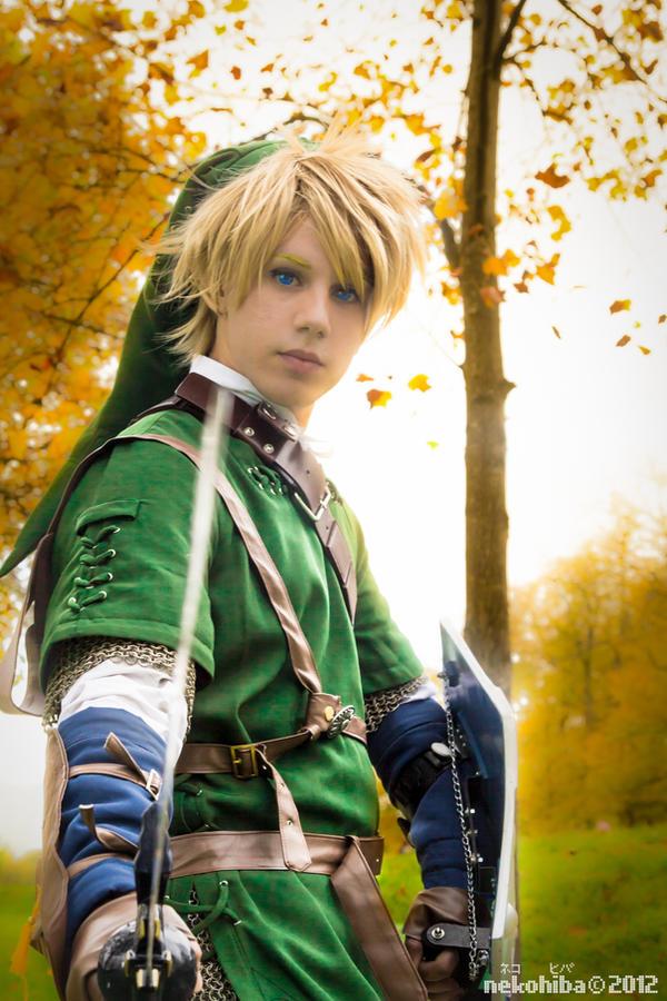 Legend of Zelda? SCREW THAT! Legend of Link! by NekoHibaPC