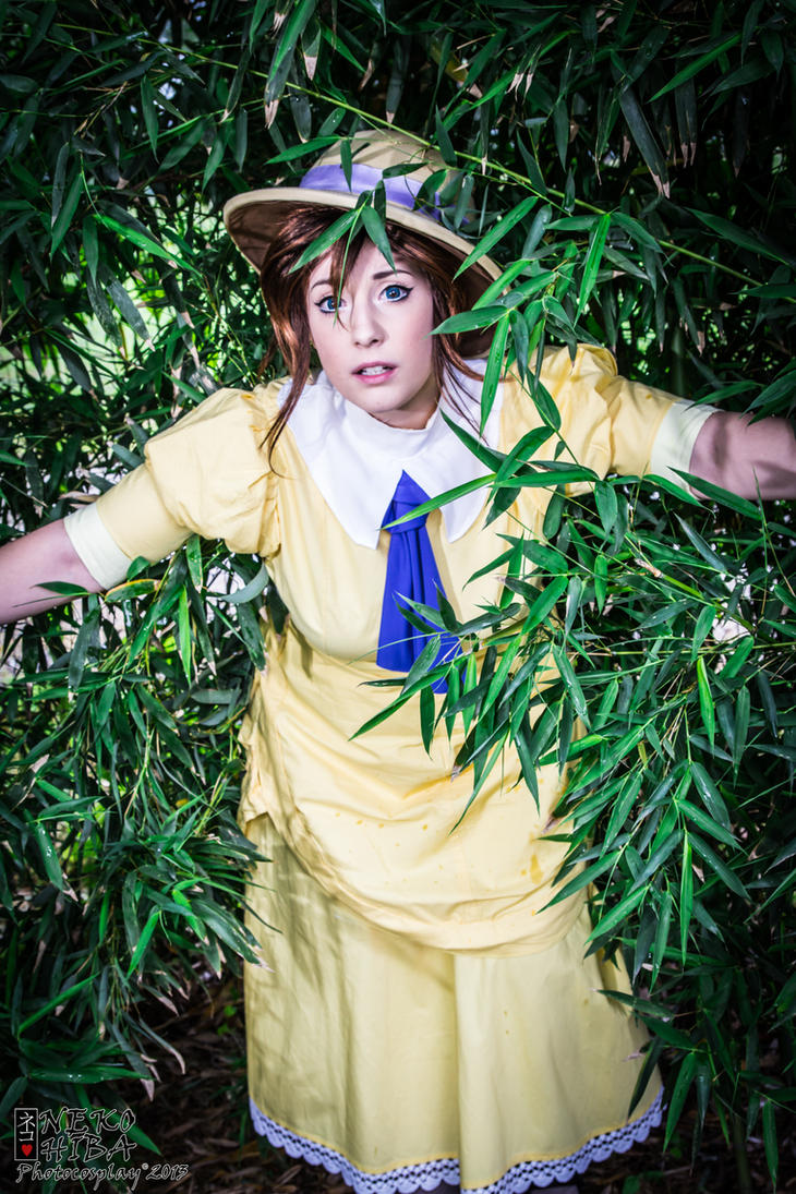 Jane Porter ~1~ by NekoHibaPC