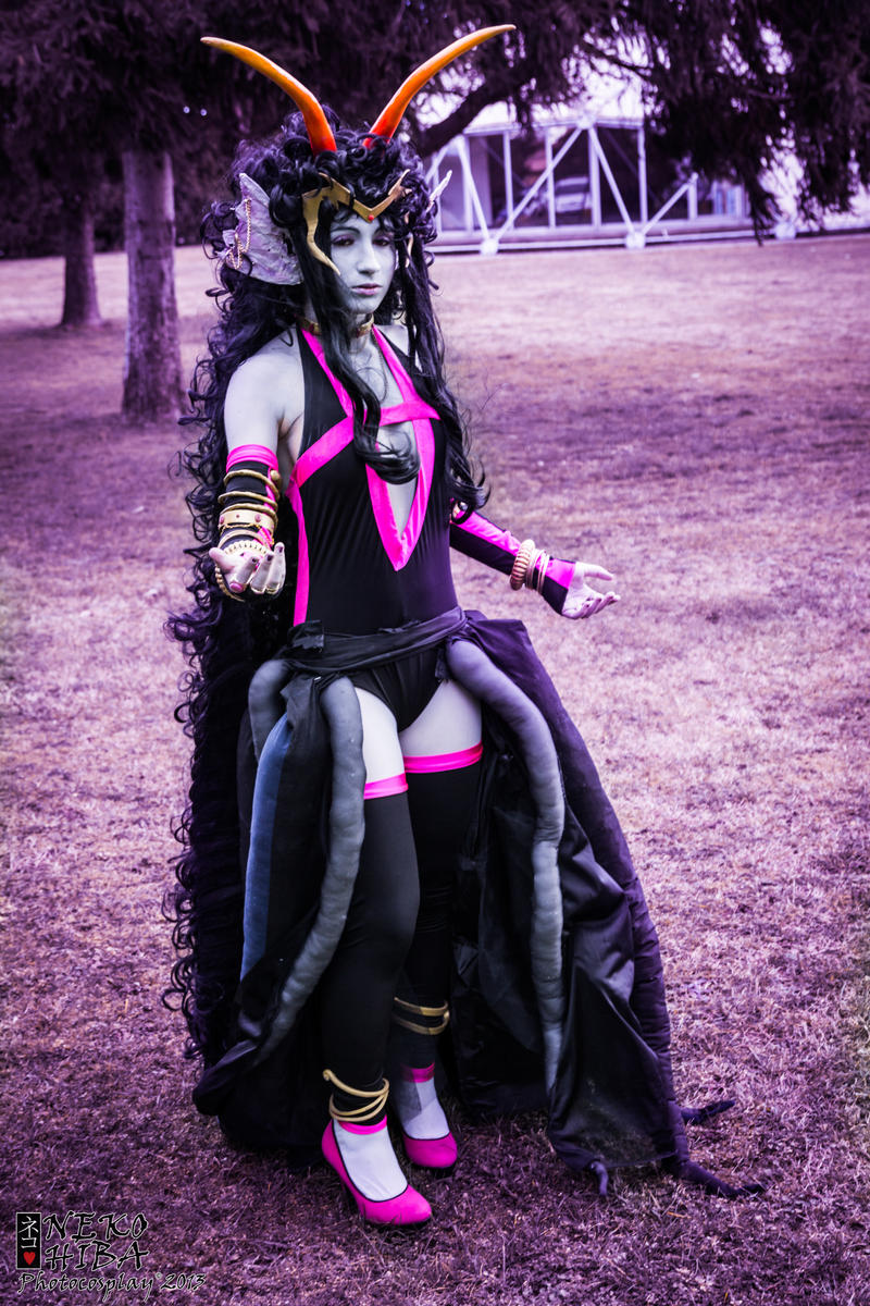 Homestuck - The Ancestors ~5~ by NekoHibaPC