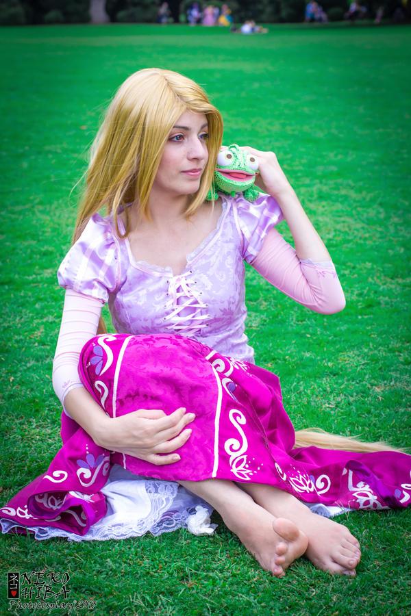 Rapunzel ~2~ by NekoHibaPC