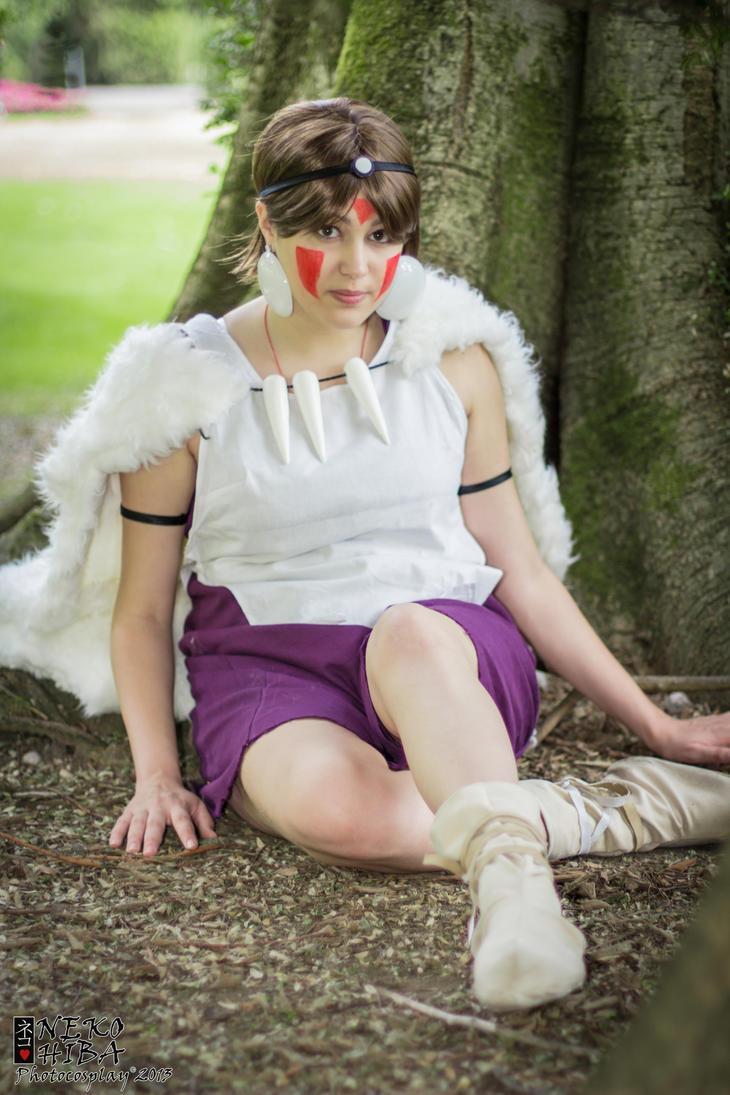 San, Mononoke Princess ~1~ by NekoHibaPC