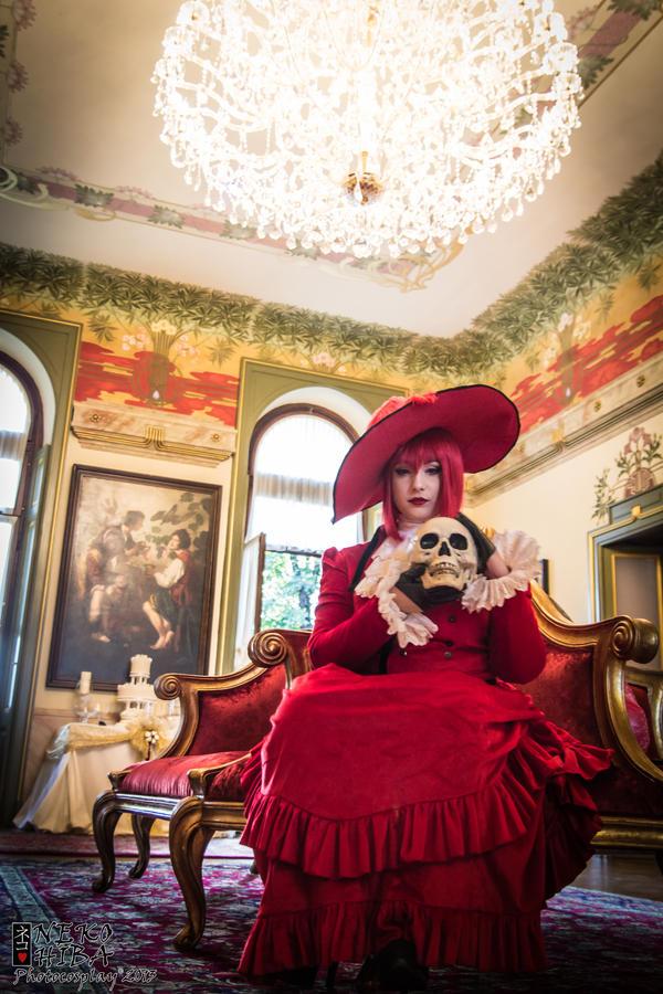 Madame Red ~1~ by NekoHibaPC