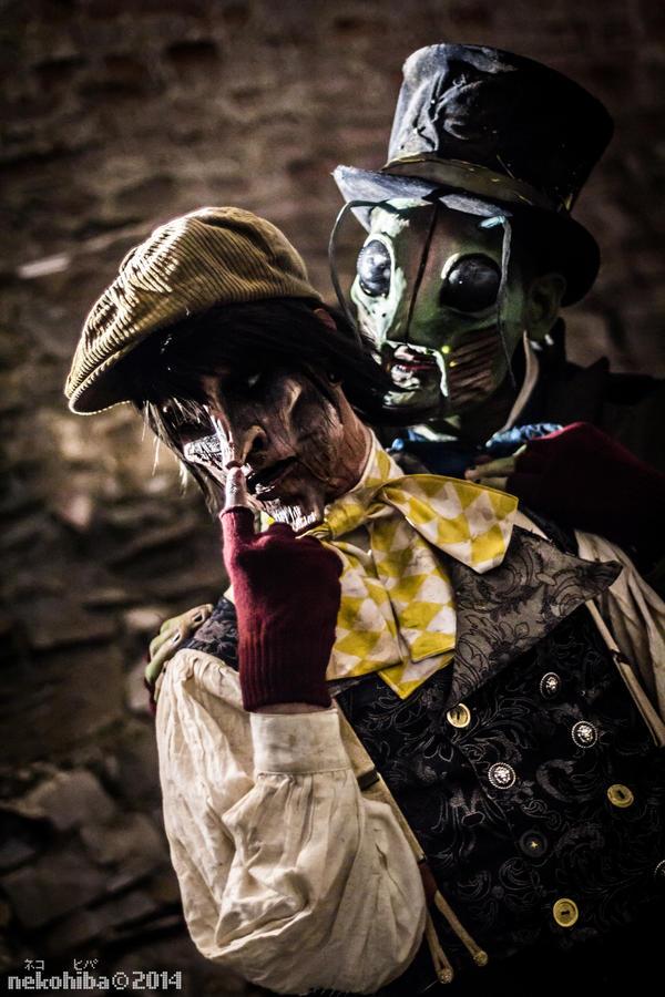 Listen to me, your Jiminy Cricket by NekoHibaPC