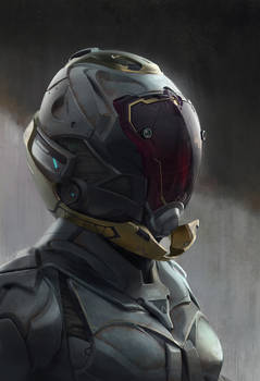 helmet dude
