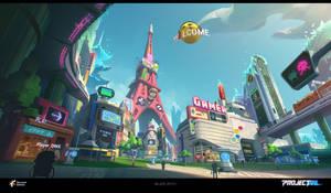 ProjectM_Gametopia pre production concept