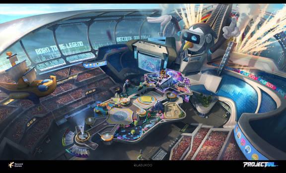 ProjectM_stadium pre production concept