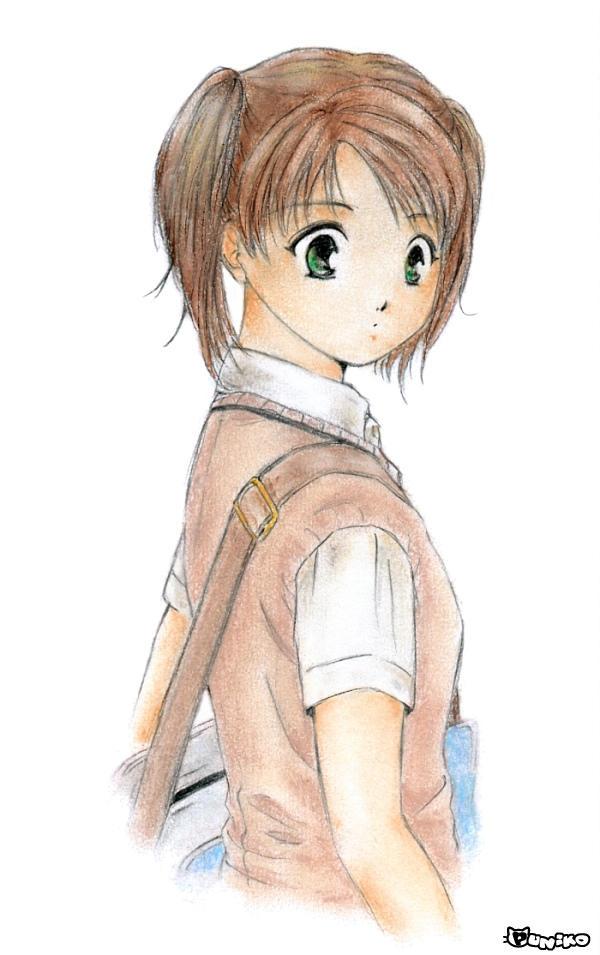 School Girl by Puniko