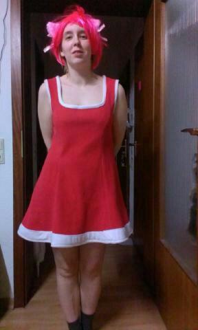 I am Amy Rose by TheHedgehogMaria