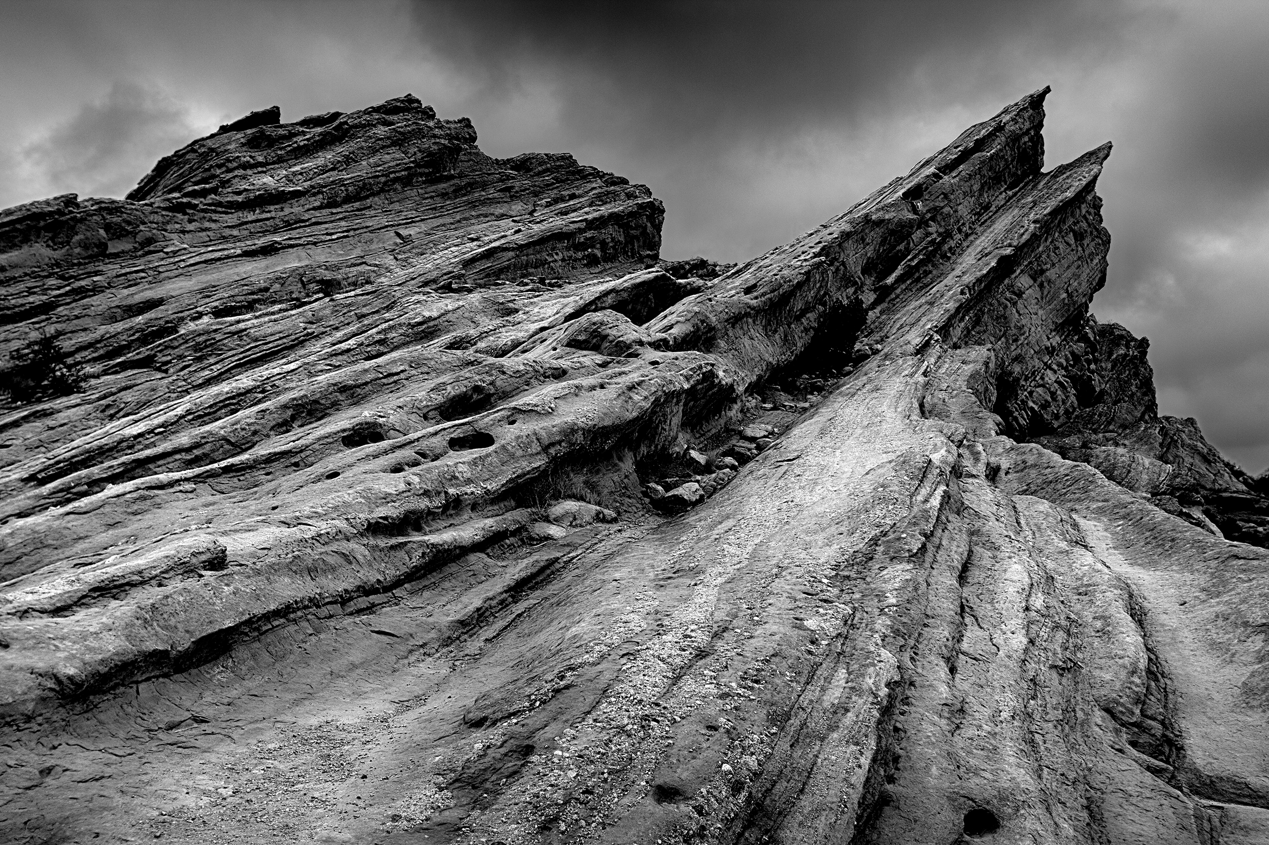 The Vazquez Rocks 1 by ~Recalibration