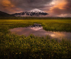 Mount Bachelor by Recalibration