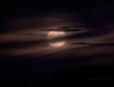 The Friday the 13th Harvest Moon