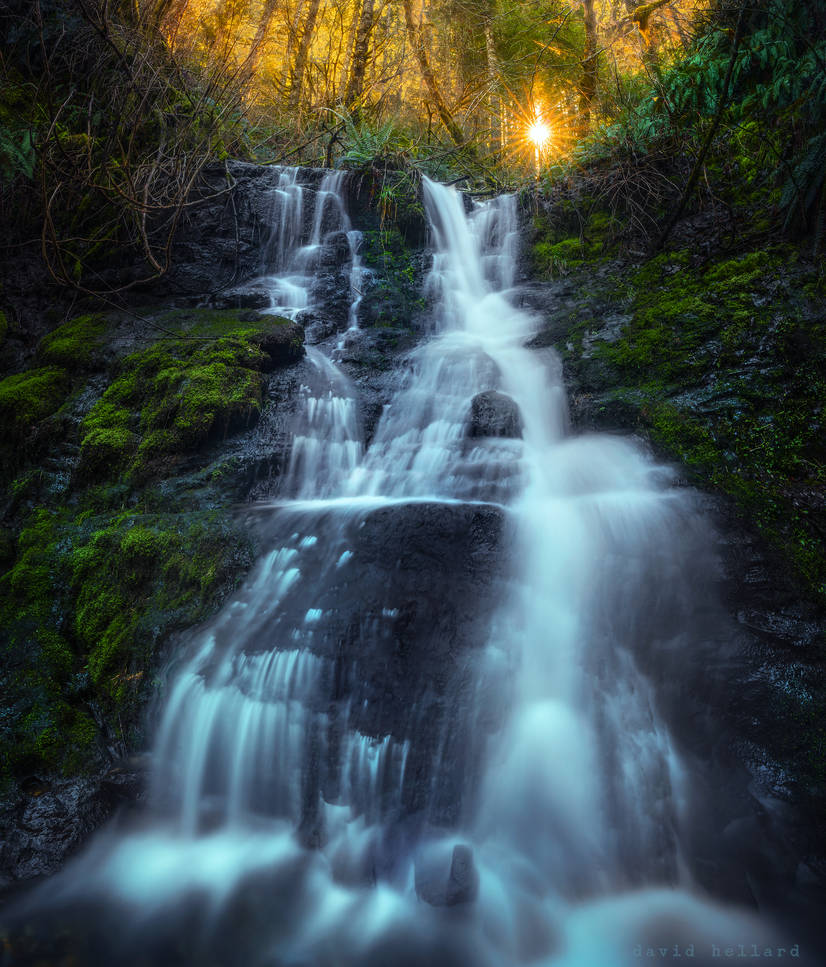 Just another waterfall.....