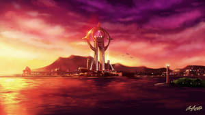 Dahara Tower - Pokemon Hoopa and the Clash of Ages
