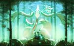 Milotic's Enchanted Swamp