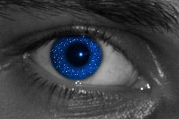 Night Sk-eye test by Unknowncheesie