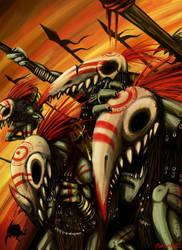 Gorguth Suicide Squad! by KrueltyKlown