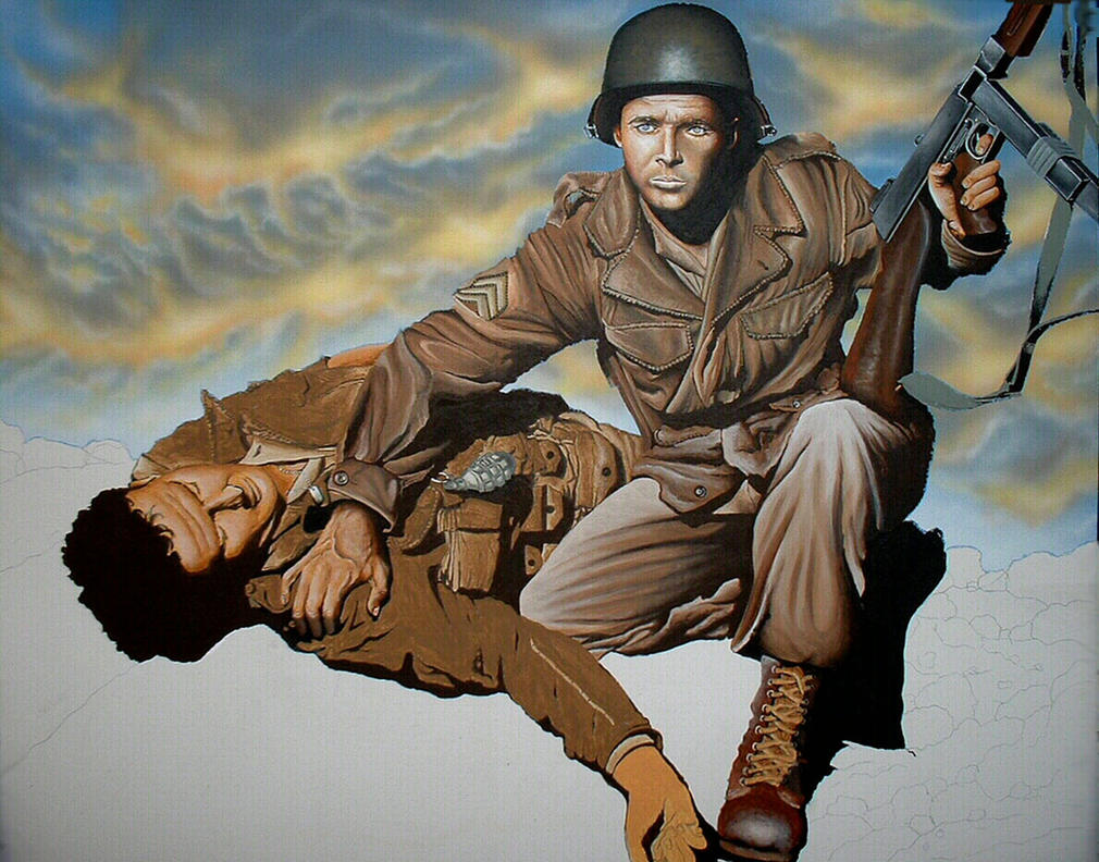 To Hell And Back 1955 Audie Murphy By Metek09 On