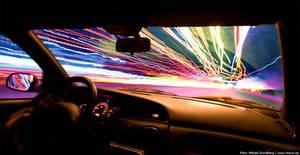 light speed car