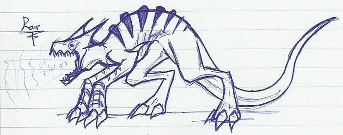 Roar-saurus