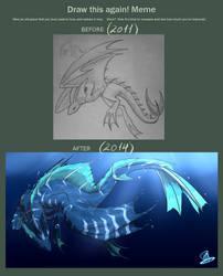 Draw This Again! ~Arbezhor Ver. by PinkyHedgehog