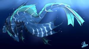 Flying-Water Wyvern: Arbezhor