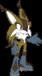 Rumble [Basic Ref] by PinkyHedgehog
