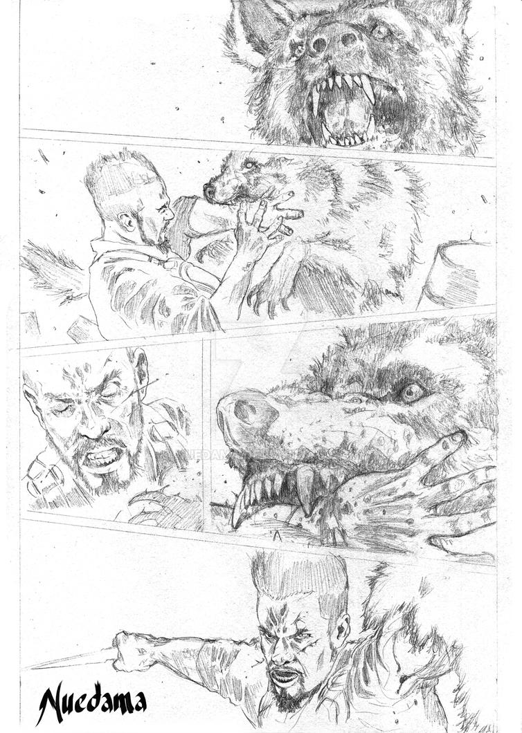 Oven page 24 -pencils by Nuedama
