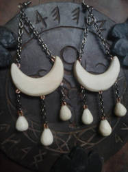 wiccan Blessing pendants