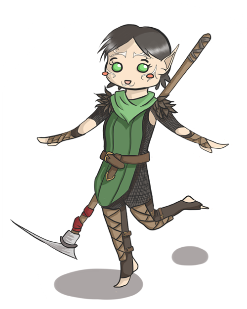 merrill by Megami-Yaiba