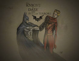 The Knight is Dark and Full of Terrors by MisterMikeA