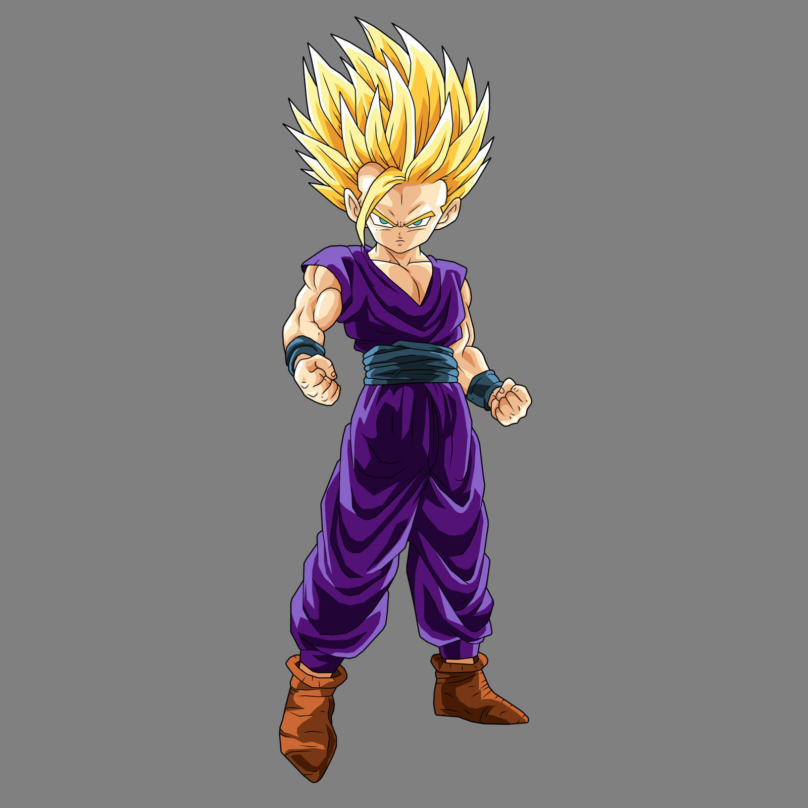 gohan_ssj2_v1_by_drozdoo Take A Look About Ss1 Vs Ss2 with Terrific Gallery Cars Review