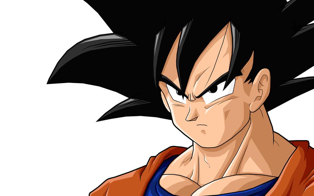 Goku by drozdoo