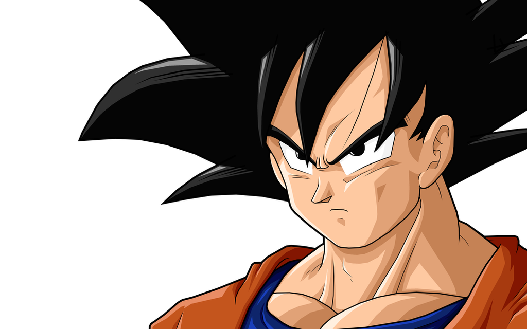 Goku by drozdoo on DeviantArt