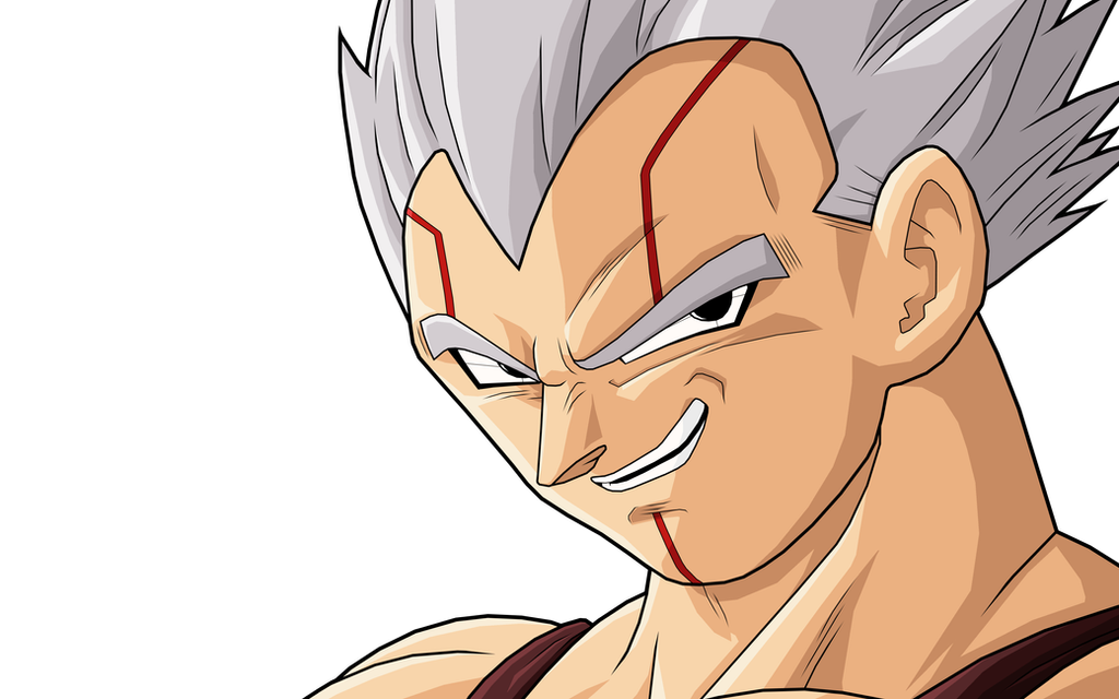 Baby Vegeta 1st form by drozdoo on DeviantArt
