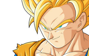 Goku SSJ2 by drozdoo