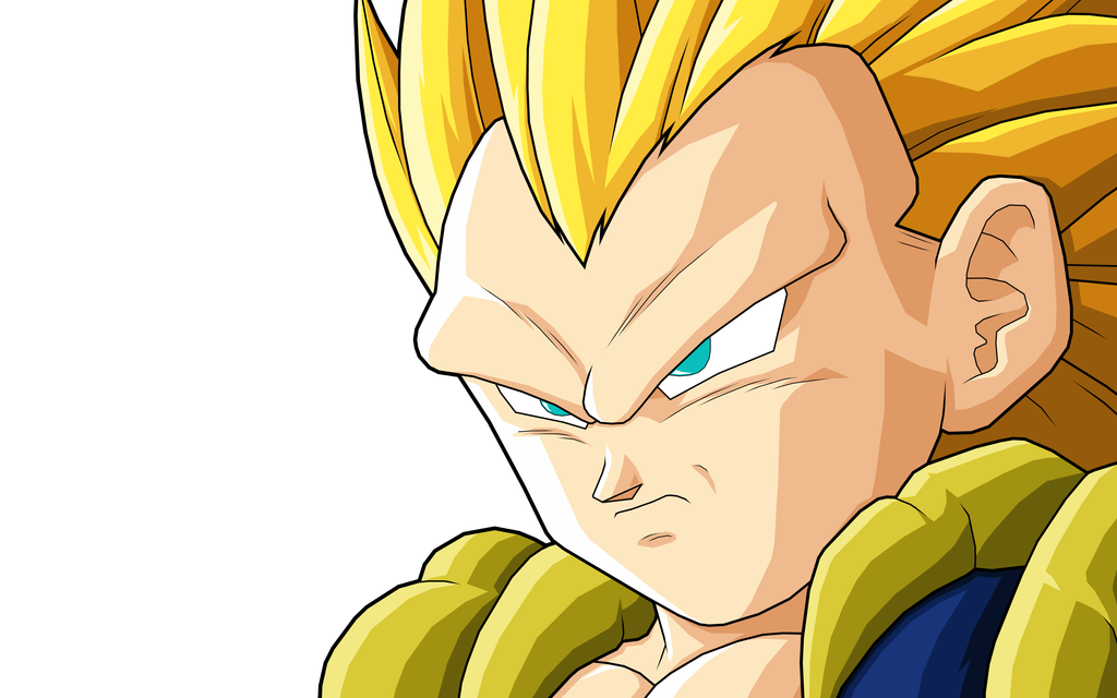 Gotenks SSJ3 by drozdoo Gotenks Ssj3