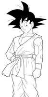 Goku GT preview