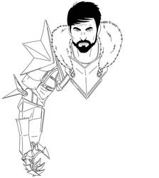 Hawke Preview by drozdoo