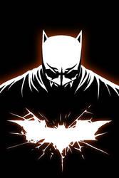 Dark Knight by drozdoo