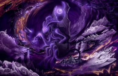 Sulfurix Mistress of Chaos