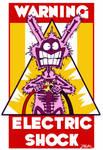 Warning Eletric Shock