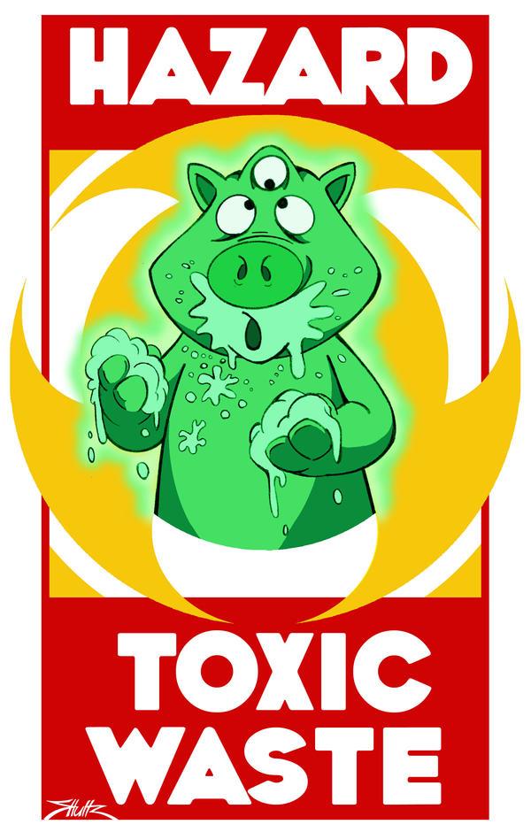 Hazard Toxic Waste