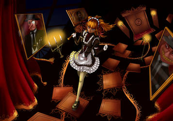 Maid by IIDanmrak