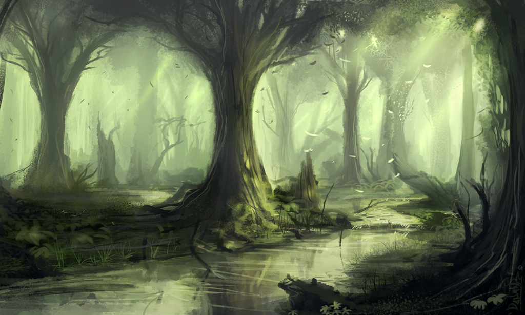 Forest by IIDanmrak