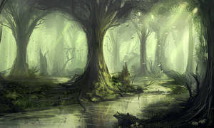 Forest by IIDanmrak