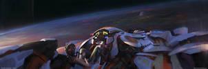 Sci-fi 2 by IIDanmrak